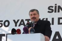 Sağlık Bakanı Koca, 'Yurtdışından Yoğun Hastanın Türkiye'ye Geldiği Dönemdeyiz'