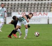 Spor Toto 1. Lig Açıklaması Giresunspor Açıklaması 0 - İstanbulspor Açıklaması 0