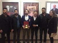 PSİKİYATRİ UZMANI - Tabipler Odası'ndan Bluport Reklam Ajansı'na Ödül