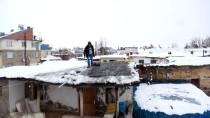 Tunceli'de Kar Hayatı Olumsuz Etkiledi