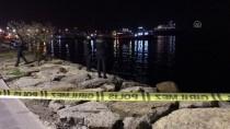 DENİZ POLİSİ - Üsküdar Sahilinde Ceset Bulundu