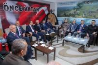 Vali Yavuz Açıklaması 'Şehit Ailelerimizin Ve Gazilerimizin Her Zaman Yanındayız'