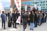 Yeni Zelanda'daki Terör Saldırısı Karabük'te Protesto Edildi