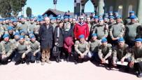 24 Yıl Sonra Şehit Komutanlarının Mezarında Buluştular