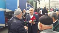 UMRE - 65 Kişilik Umre Grubu Çaycuma'ya Döndü