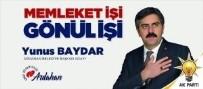 AK Parti Başkan Adayı Baydar'dan 18 Mart Mesajı