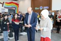 Akyazı SGM'de Minik Ressamların Sergisi Açıldı