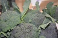 Besin Deposu Brokoliye İlgi Az