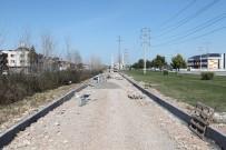 SAPANCA GÖLÜ - Çark Deresi Kenarı Bisiklet Ve Yürüyüş Yollarıyla Buluşuyor