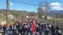ŞEHİR İÇİ - Çaylı'nın Mahalle Gezilerine Yoğun İlgi