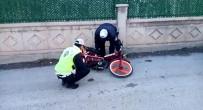 'Dur' İhtarına Uymayan Sürücü Kovalamacayla Yakalandı