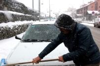 HAVA SICAKLIKLARI - Erzurum'da Mart Kapıdan Baktırdı