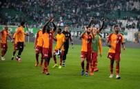 CIMBOM - Galatasaray Deplasmandaki 6. Galibiyetini Aldı