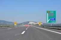 MEHMET ALİ ÖZKAN - Gebze-Orhangazi-İzmir Otoyolunun Akhisar Bağlantı Yolu Açıldı