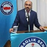 MEMUR SEN - Irgatoğlu Açıklaması 'Müslümanlara Yapılan Saldırıların Reçetesi Yeni Bir Çanakkale Ruhu'