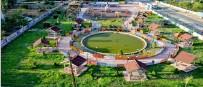 Kangal'da 17 Bin Metre Kara Park Alanı