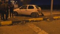 Kars'ta Trafik Kazası Açıklaması 7 Yaralı