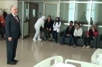 BAKIM MERKEZİ - Kayseri Şehir Hastanesi'nde Tıbbi Hizmetlerin Yanında Verilen Manevi Destek Hizmeti De Hastalardan Tam Not Aldı