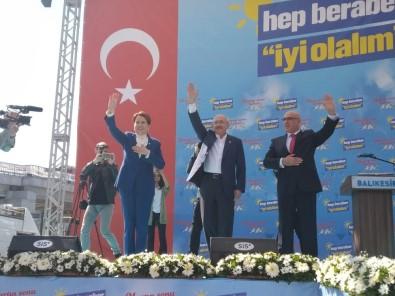 Kılıçdaroğlu ve Akşener'den ortak mitingde flaş açıklama!