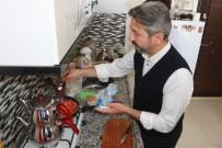 ALTINŞEHİR - Milletvekili Aydın, Öğrencilere Kendi Elleriyle Menemen Yaptı