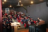 Ödüllü Yazar OSM'de Okurlarıyla Buluştu
