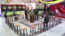 ÇANAKKALE DESTANI - Öğrenciler Geleceği Okul Koridorlarında Tasarlıyor