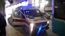 HALK OTOBÜSÜ - Otobüste Baygınlık Geçiren Yaşlı Adama İlk Müdahaleyi Yolcular Yaptı