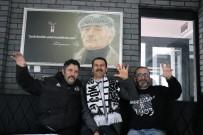 Beşiktaş Aşkını Defterlere Not Ediyor