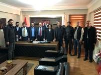 S.S Süphan Patnos Esnaf Ve Sanatkarlar Kredi Kefalet Kooperatifinden, Belediye Başkan Adayı Alır'a Teşekkür.