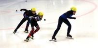 FEDERASYON BAŞKANI - Short Track Federasyon Kupası Yarışları Erzurum'da Yapıldı