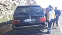 Siverek'te Trafik Kazası Açıklaması 3 Yaralı