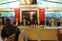 KAMİL OKYAY SINDIR - Soyer Açıklaması 'Buca'nın İzmir'e Vereceği Işığa İnanıyoruz'