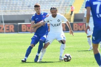Spor Toto 1. Lig Açıklaması Altay Açıklaması 4 - Kardemir Karabükspor Açıklaması 0