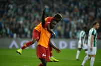 YOUNES BELHANDA - Spor Toto Süper Lig Açıklaması Bursaspor Açıklaması 2 - Galatasaray Açıklaması 3 (Maç Sonucu)
