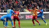 ÖZGÜR YANKAYA - Spor Toto Süper Lig Açıklaması Evkur Yeni Malatyaspor Açıklaması 0 -Ankaragücü Açıklaması 0 (İlk Yarı )