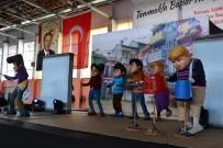 Tunceli'de Çocuklar Rafadan Tayfa İle Eğlendi