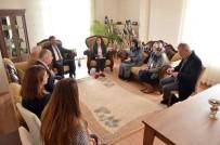 Vali Ali Arslantaş Ve Eşi Şehit Aileleri Ve Gazileri Evlerinde Ziyaret Etti