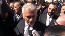 HAÇLı SEFERLERI - Yıldırım, Mutafyan'ın Cenaze Törenine Katıldı