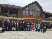 Yüksekovalı Kadınlar'dan Kardeş Belediye'ye Ziyaret