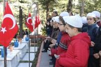 ÇANKIRI VALİSİ - 18 Mart'ta Şehitler Mezarları Başında Anıldı