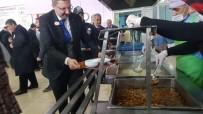 500 Kişiye Çanakkale Savaşında Yenilen Hoşaf Ve Buğday Çorbası İkram Edildi