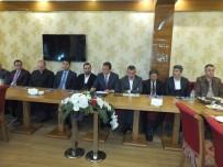 AK Parti Akçadağ Adayı Kırteke, Basın İle Buluştu