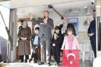 MİHRİMAH BELMA SATIR - AK Parti Kartal Belediye Başkan Adayı Ebubekir Taşyürek,'Vizyon Eser Ve Hizmetler Kadar Her İşe Odaklanacağız'