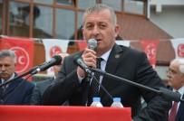 Yok Artık - Başkan Aydın, Başkan Uzuner'e Sahip Çıktı