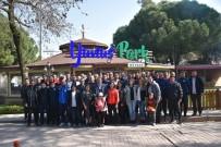 Başkan Çerçi Yunusemre Belediyespor Yöneticileri İle Buluştu