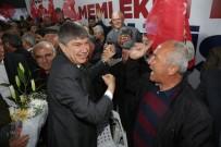 MEHMET ERSOY - Başkan Türel, 'Serik'e Tren Geliyor'