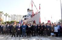 KURAN-ı KERIM - Çanakkale Deniz Zaferi Nusret Mayın Gemisi'nde Kutlandı