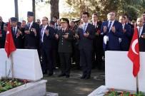 GARNIZON KOMUTANLıĞı - Çanakkale Şehitleri Çorlu'da Anıldı
