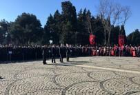 İSTANBUL EMNIYET MÜDÜRÜ - Çanakkale Şehitleri, Edirnekapı Şehitliği'nde Anıldı