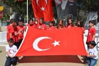 MESUT ÖZAKCAN - Çanakkale Şehitleri Efeler'de Anıldı